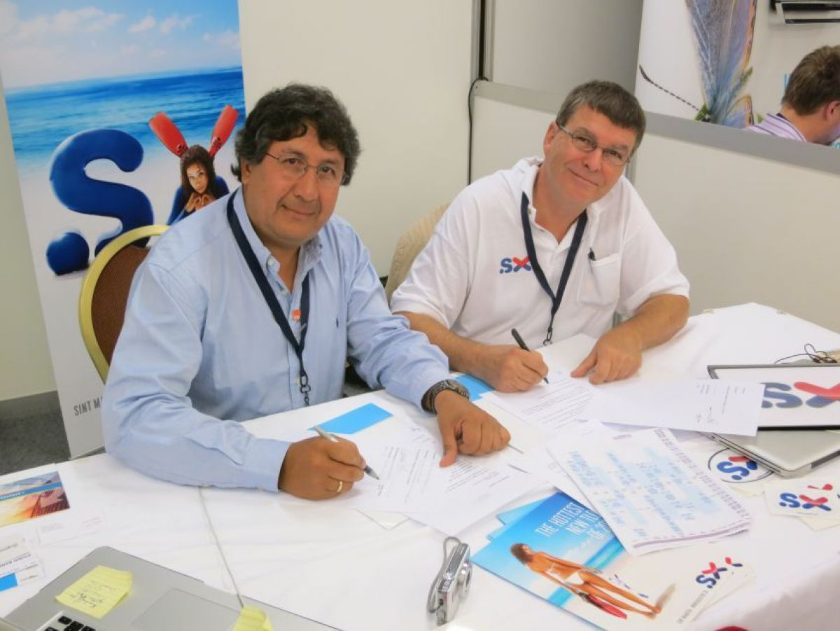 Sint Maarten (.SX) new LACTLD member