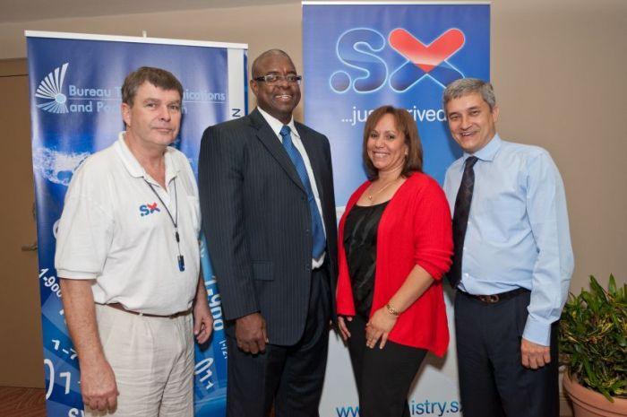 .SX New Internet Domain Country St. Maarten