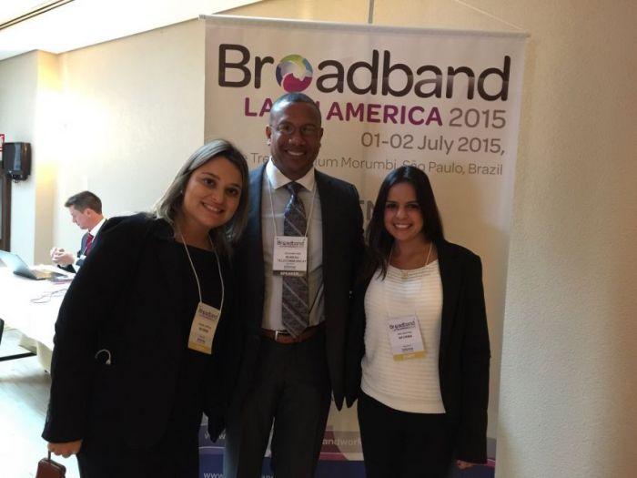 Giovanni King (BTP), Raquel Freitas & Cristina Barros, Telecoms (Informa Group)