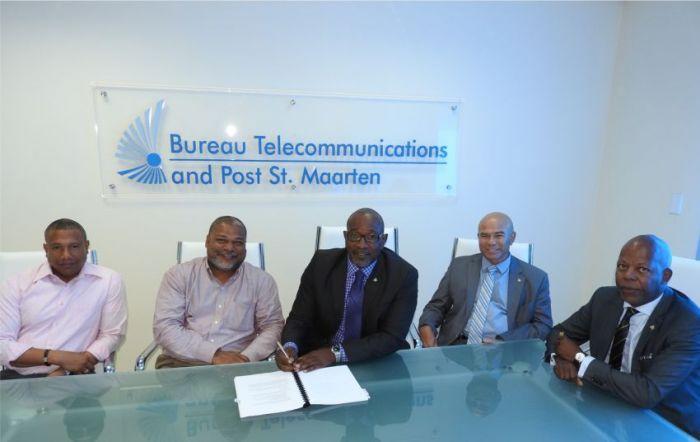 Bureau Telecom & Minister Cabinet