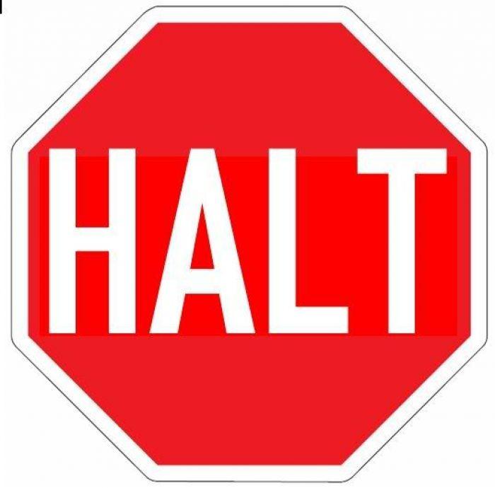 6861-halt